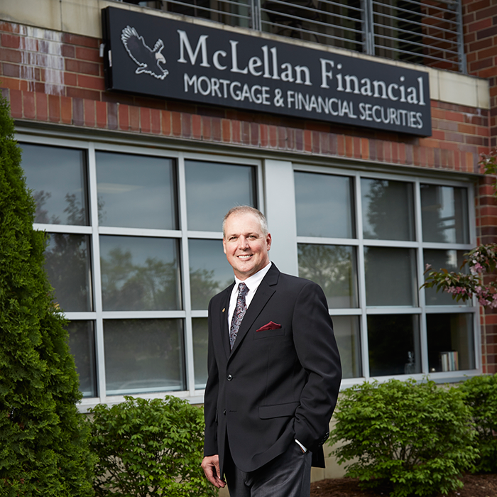 Alan McLellan of McLellan Financial Mortgage